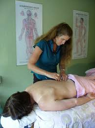 acupuncture and infertility using needles in a woman