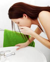 Nausea Late in Pregnancy