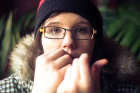 panic attacks young person in fear